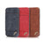 Genuine Leather Simple Folio Card slot iPhone XS Case 5.8