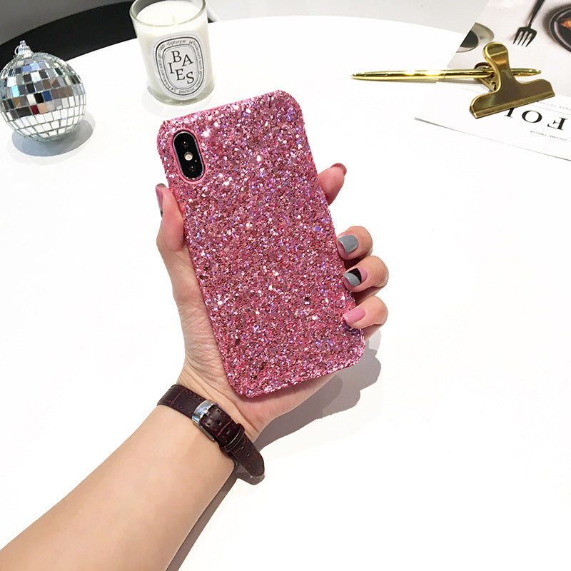 iicase-australia_Sparkling Sequins Bling Glitter Fashion iPhone 6/6S Case