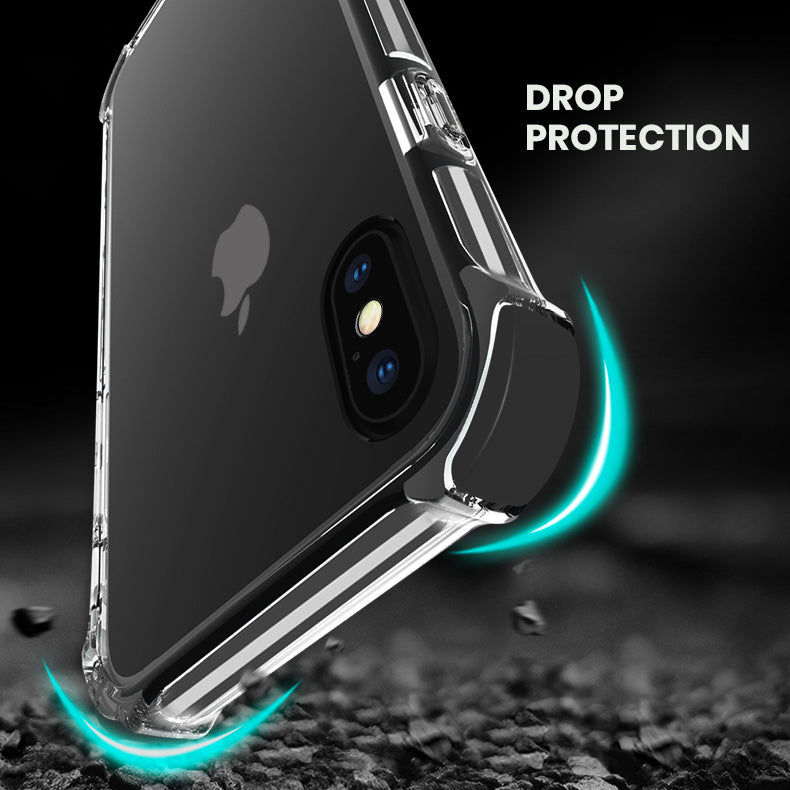 Military Grade Protection Colourful bumper transparent iPhone 6+ Plus Case 5.5 inch