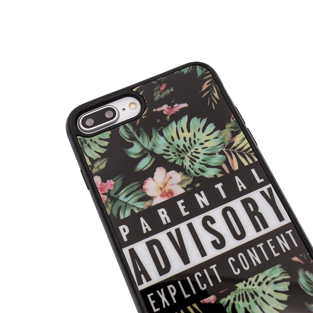 Instagram popular style summer leaf iPhone 7+ Plus Case 5.5 inch