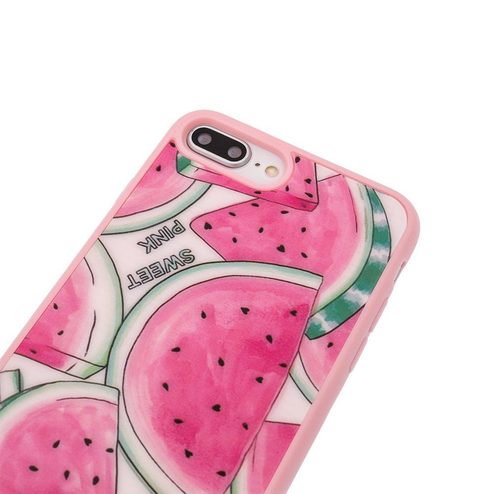 Cute pink watermelon pattern protection iPhone 8 Case 4.7 inch