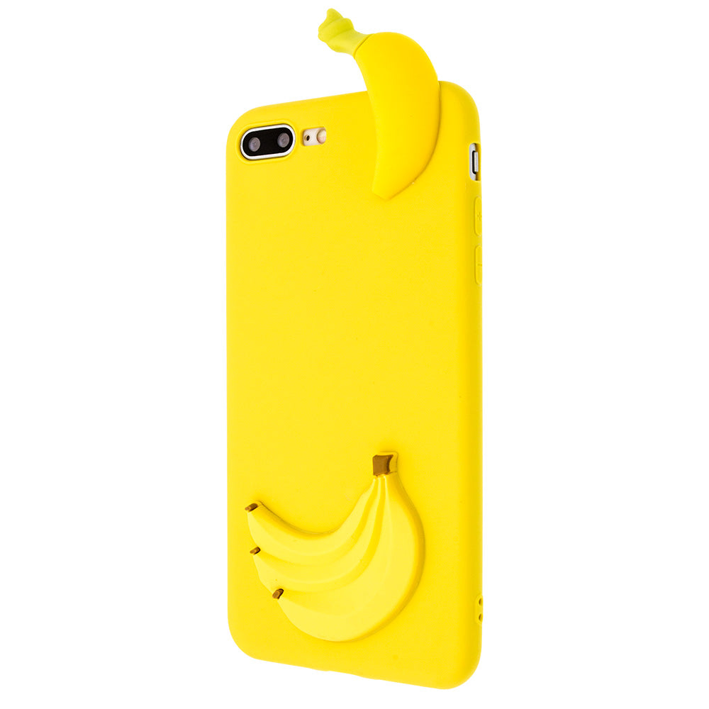 Soft TPU cute banana fashion iPhone SE/5 Case