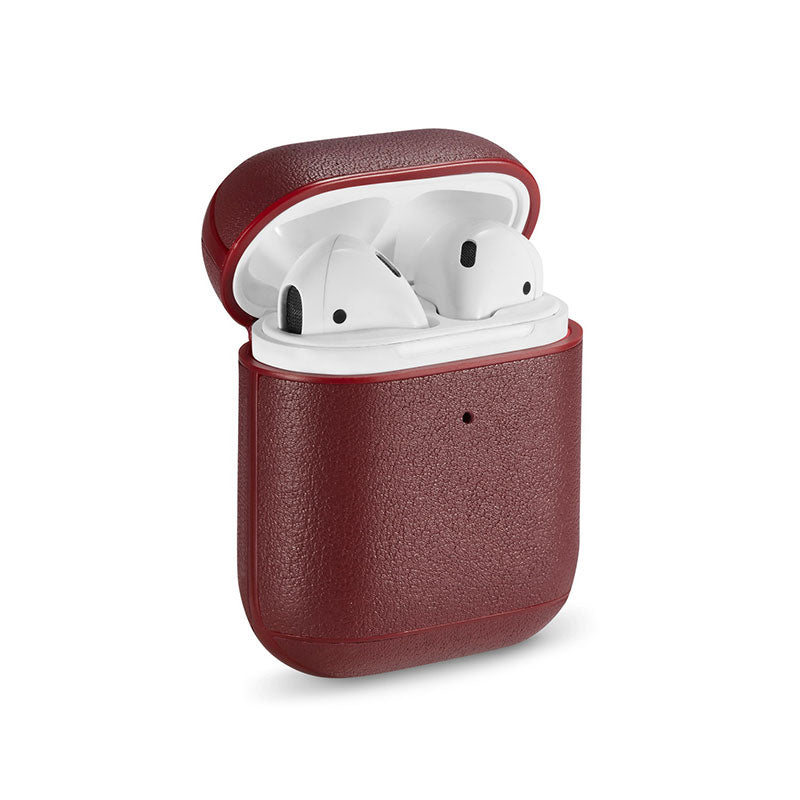 iicase-australia_Genuine leather colourful AirPods Case
