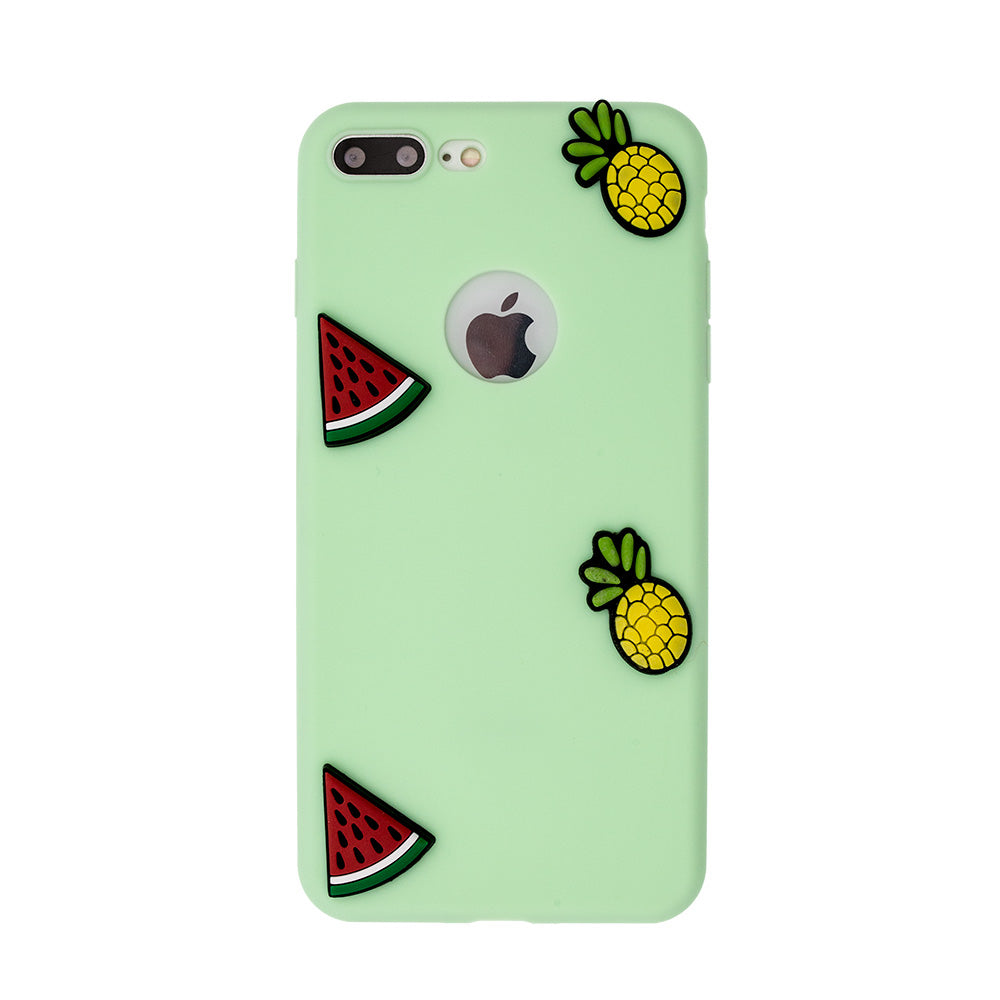 Soft TPU cute fruits fashion iPhone SE/5 Case