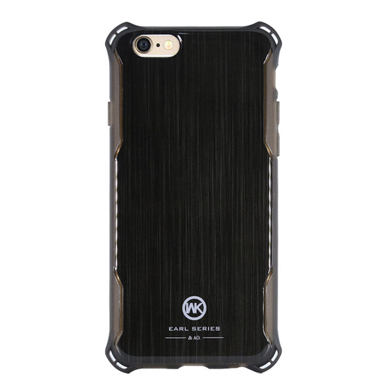 WK fashion brand heavy duty TPU protection iPhone 8 Case