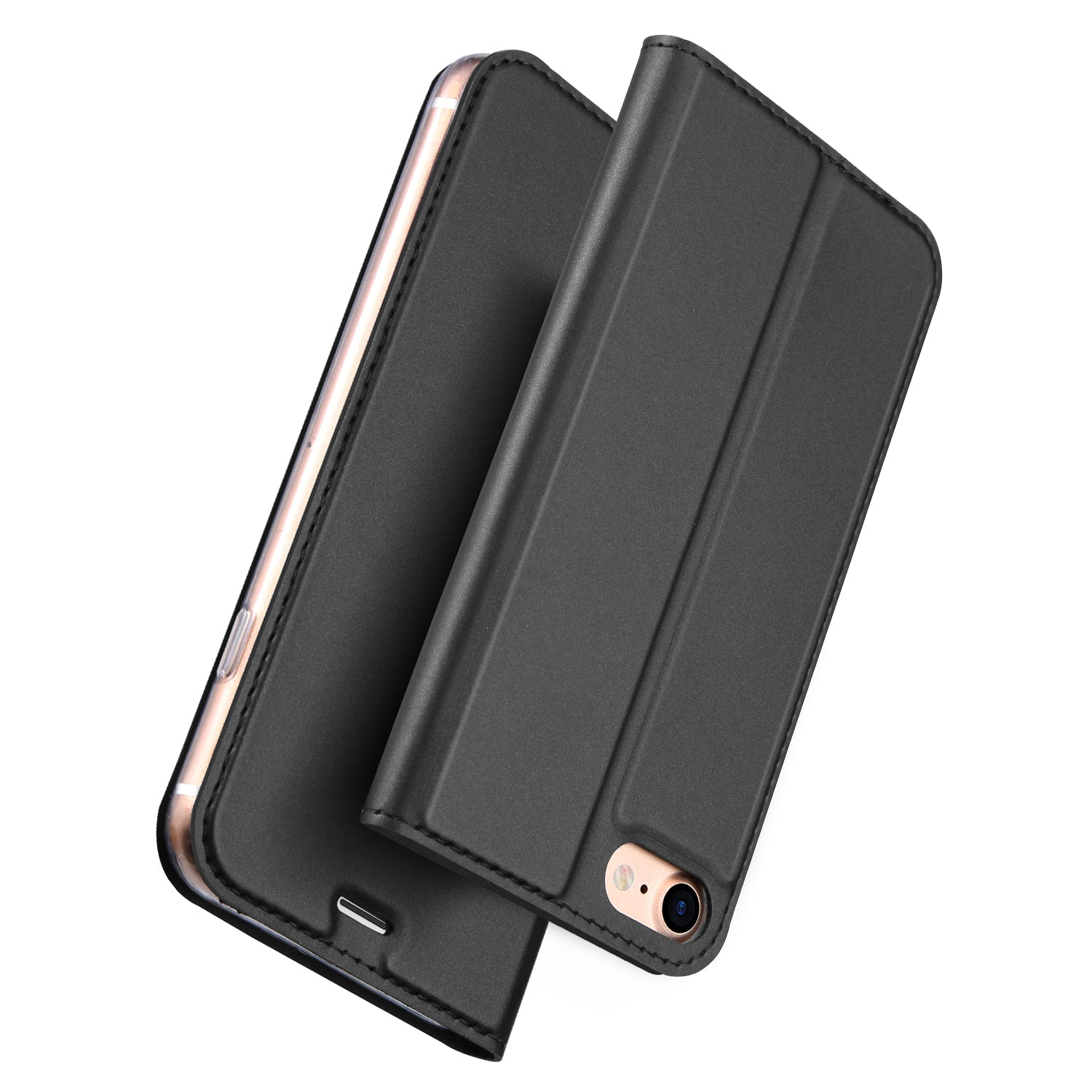 Skin Pro Series slim leather flip wallet card slot iPhone 6 6s Case 3eecbc0108a31