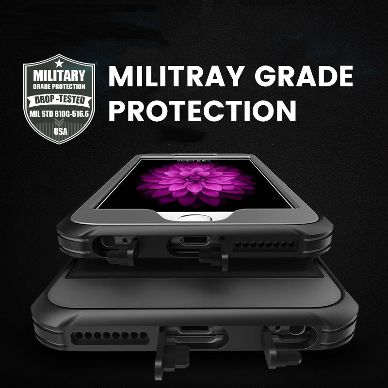 Military Level Heavy Duty Full Protection iPhone 8 case cover
