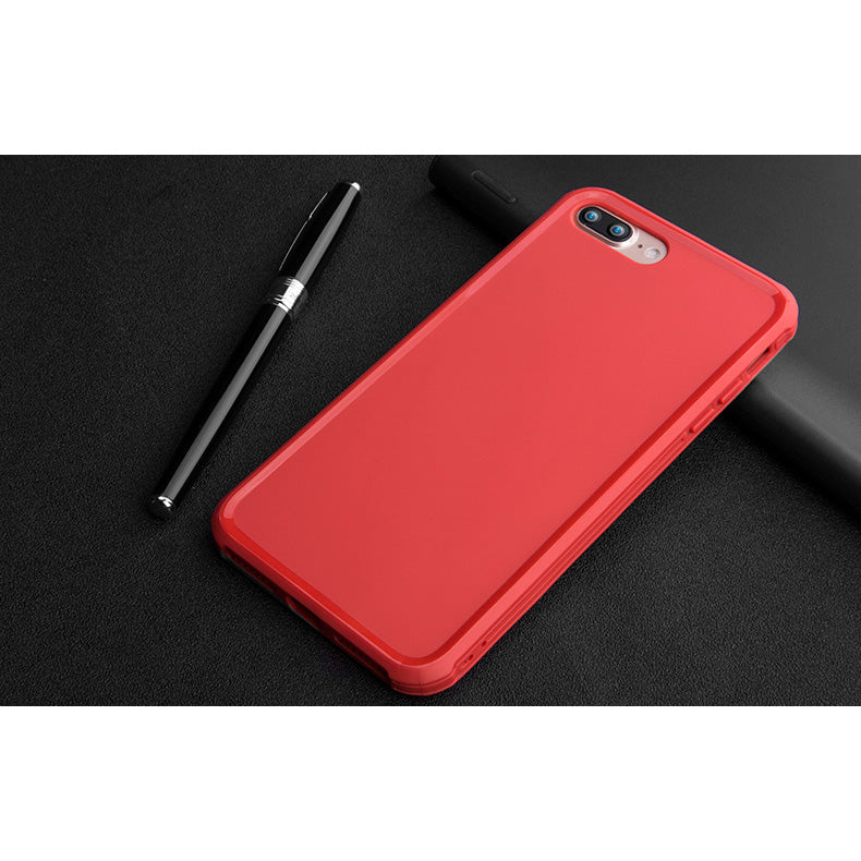 Heavy duty protection soft TPU matt simple iPhone 6/6s Case 4.7 inch