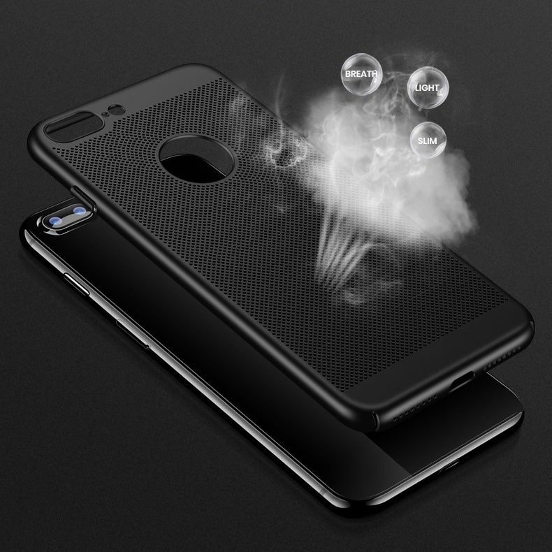 Ultra thin BREATH tough PC iPhone 6/6s Case 4.7 inch