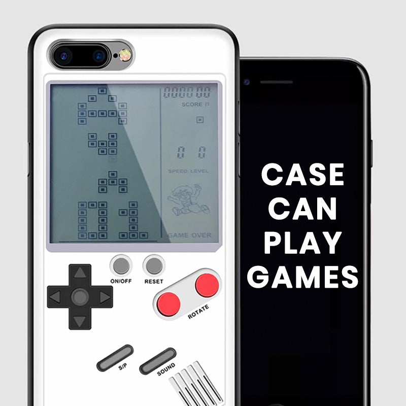 Super cool real game case for iPhone 7+ Plus 5.5 inch