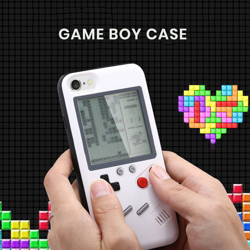 Super cool real game case for iPhone 8+ Plus 5.5 inch