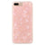 Glitter White Pearl pattern soft TPU bumper fashion iPhone 7 case 4.7 inch - iiCase