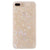 Glitter White Pearl pattern soft TPU bumper fashion iPhone 6s case 4.7 inch - iiCase