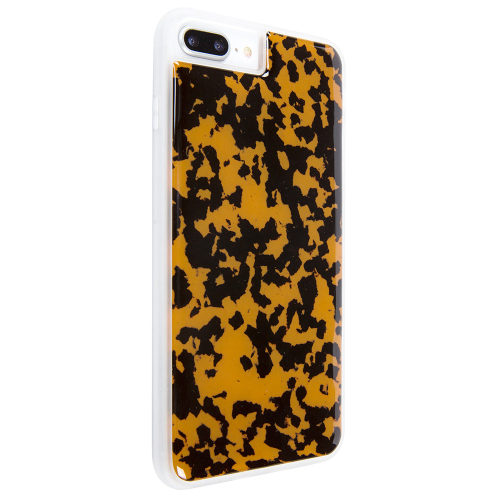 Leopard Print slim fashion soft TPU iPhone 7 Plus Case 5.5 inch