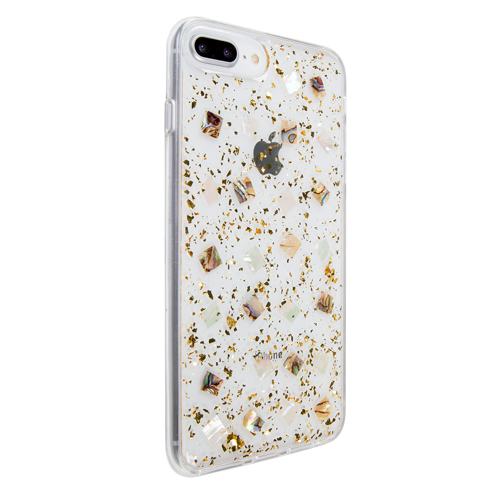 Clear crystal glitter fashion protection iPhone 7 Case 4.7 inch