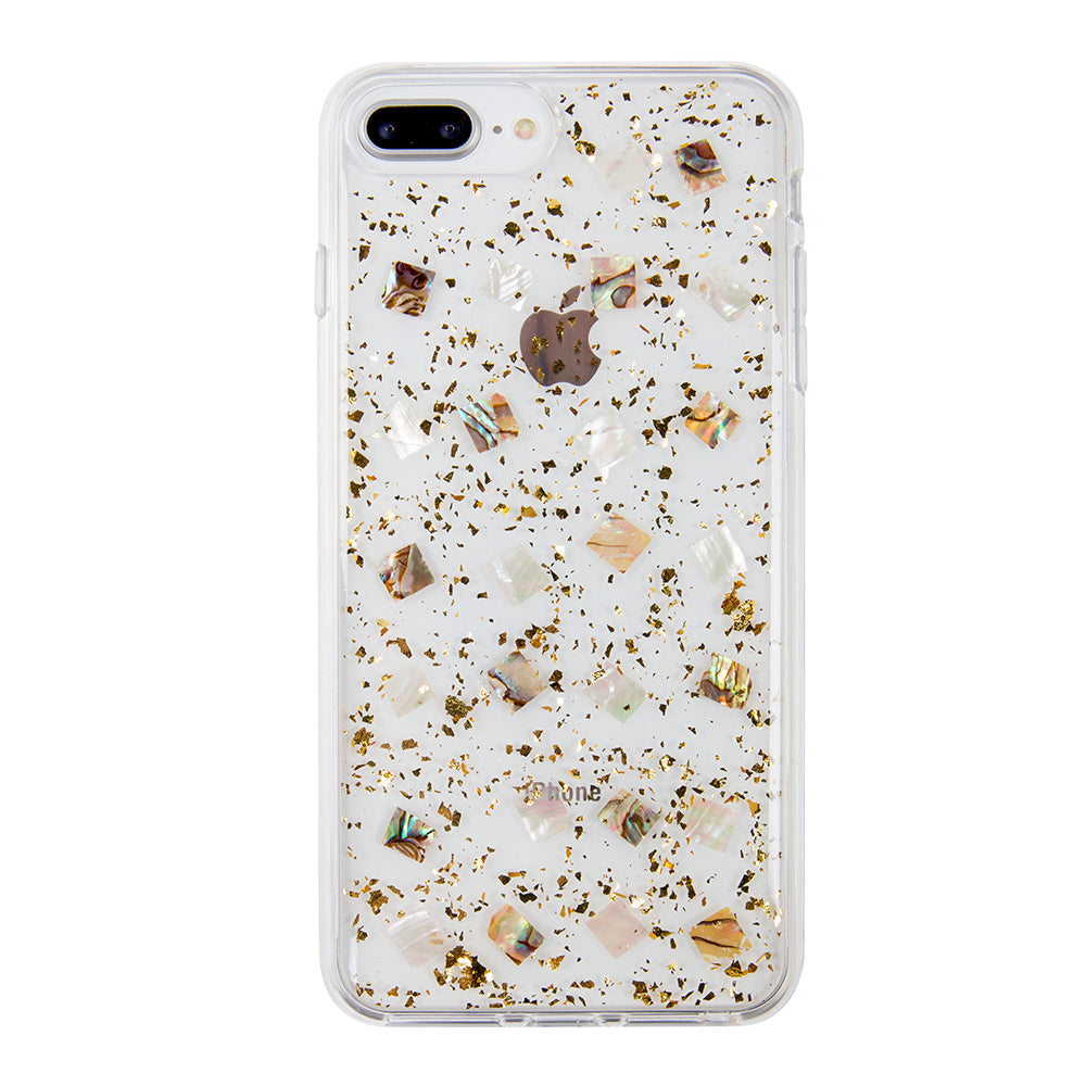 Clear crystal glitter fashion protection iPhone 6+ Plus Case 5.5 inch