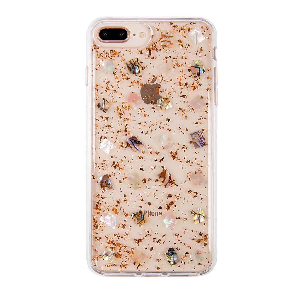 Clear crystal glitter fashion protection iPhone 8 Case 4.7 inch