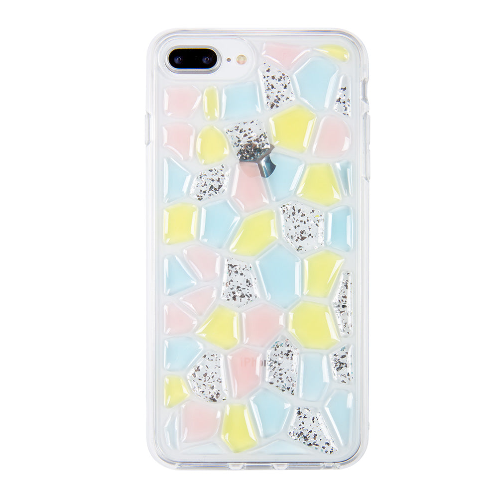 Soft TPU Crystal Shell Clear Transparent iPhone 6+ Plus Case 5.5 inch
