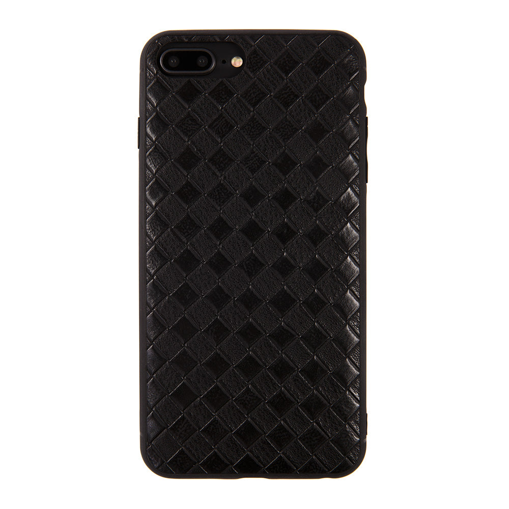 Slim weave leather business style protective iPhone 7 Case 4.7 inch