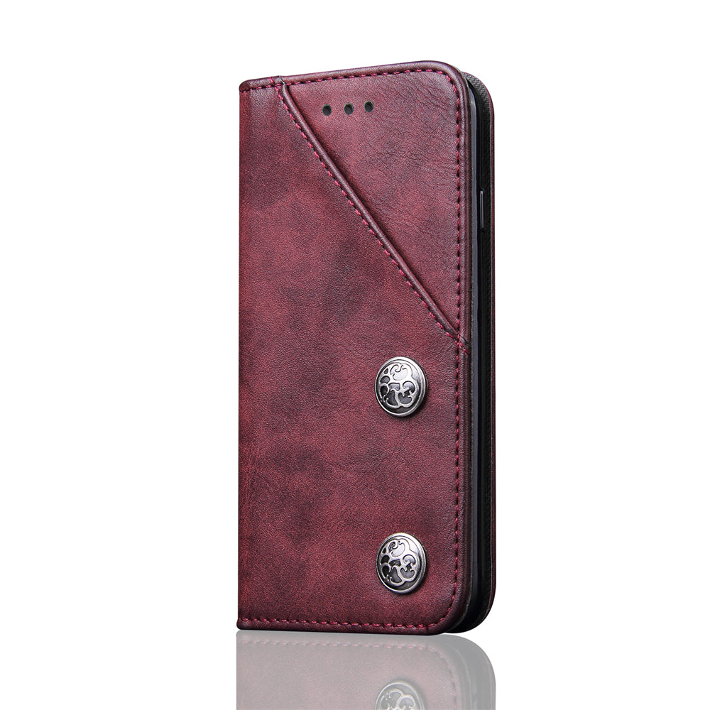 pretty nice c57e8 e2b51 Genuine leather wallet with front pocket iPhone 7+ Plus Case 5.5 inch