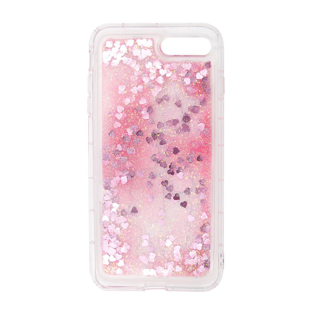 Glitter liquid shinning cosmetics pattern iPhone 6/6s case 4.7 inch