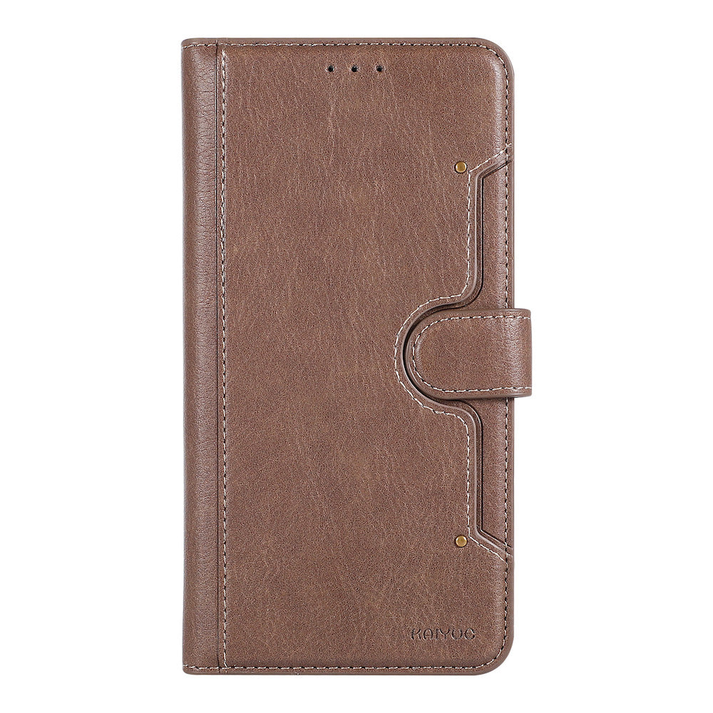 the latest 2ec66 d6831 Designed Leather Outter Pocket Flip Wallet iPhone X Case 5.8