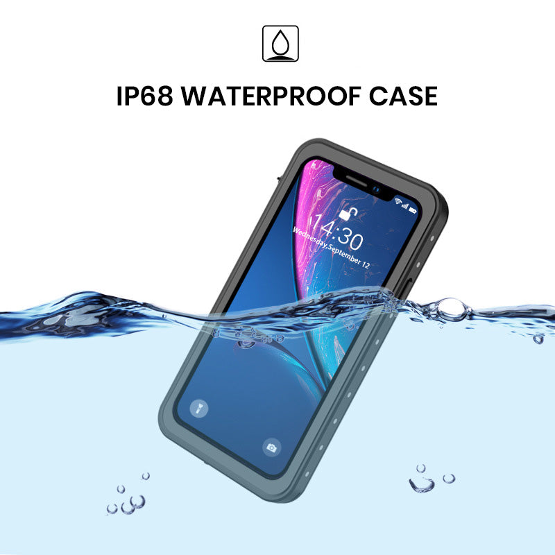 Waterproof Dust Free Ip68 Kick Stand Protection Iphone Xr Case 6 1