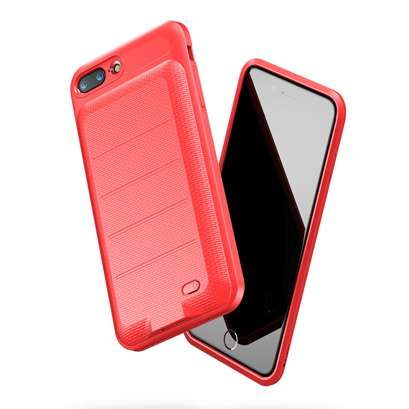 Fashion designed ultra slim battery power bank iPhone 6/6s 4.7' case