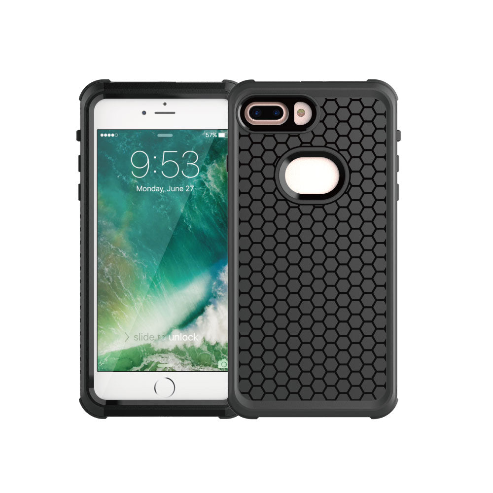 Waterproof Heavy Duty colourful iPhone 7 Plus Case 5.5 inch