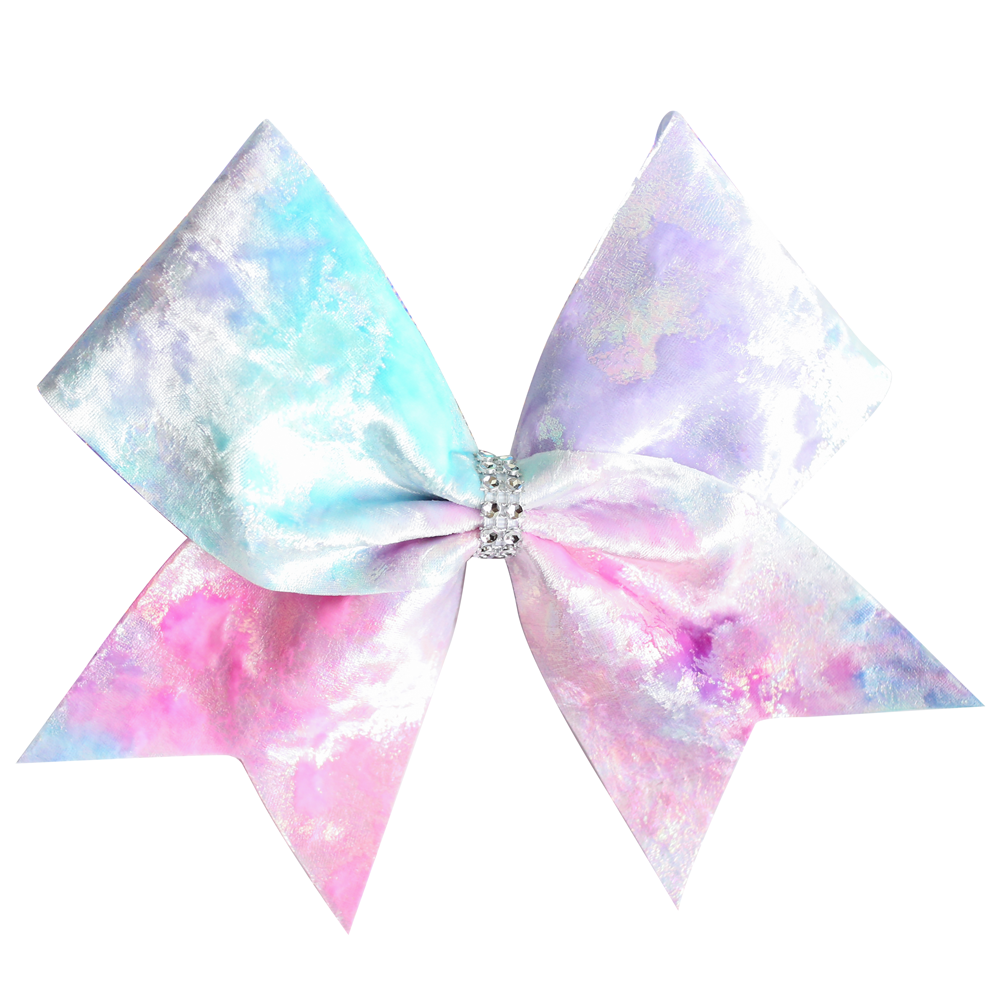 Dreamy Pastel Cheer Bow