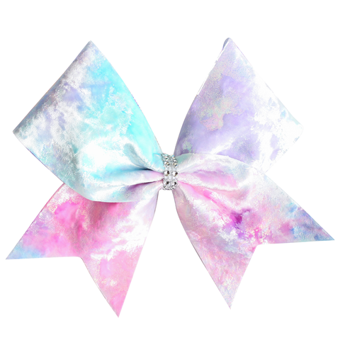 SASSY Glitter Cheer Bow