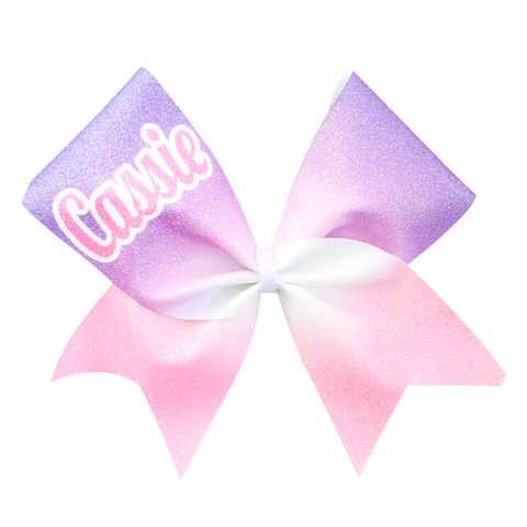 BBM Make Your Own Bow Kit  - Pink Abstract