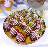 Chocolate Dipped Strawberries (12 pcs)
