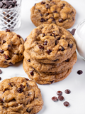 Cozy Cookies - Ghirardelli Chocolate Chip