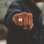 Egyptian Illuminati Ring