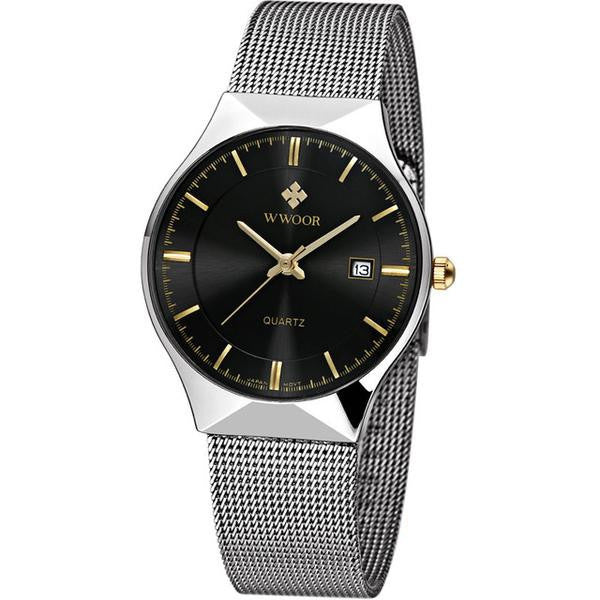 Executive Men's Dress Watch (Ultra Thin Design)
