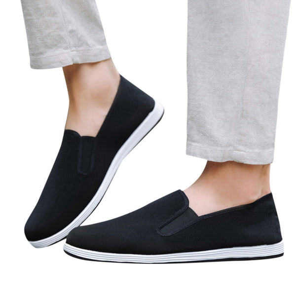DTK Canvas Loafers