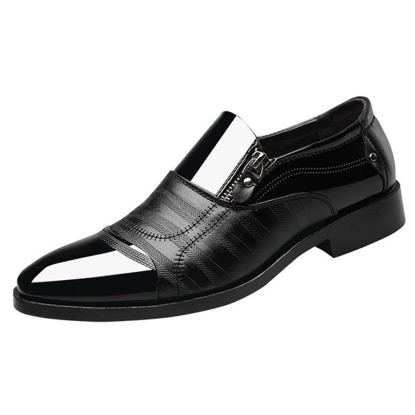Zipper Toe  Dress Shoes