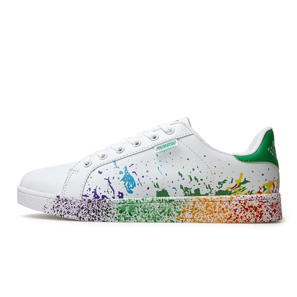Graffiti Tennis Shoes