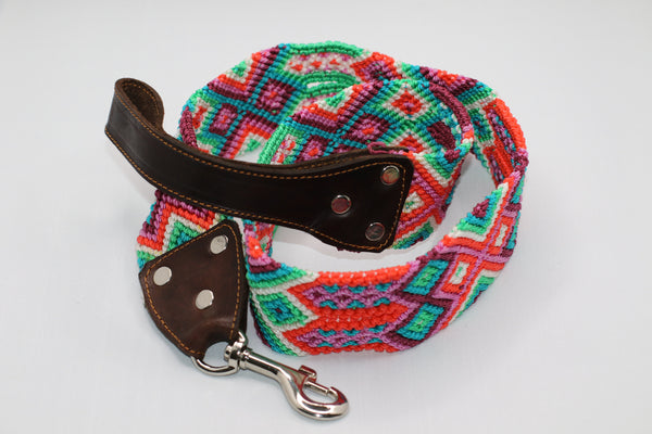 Large Mexican Fashion Leash