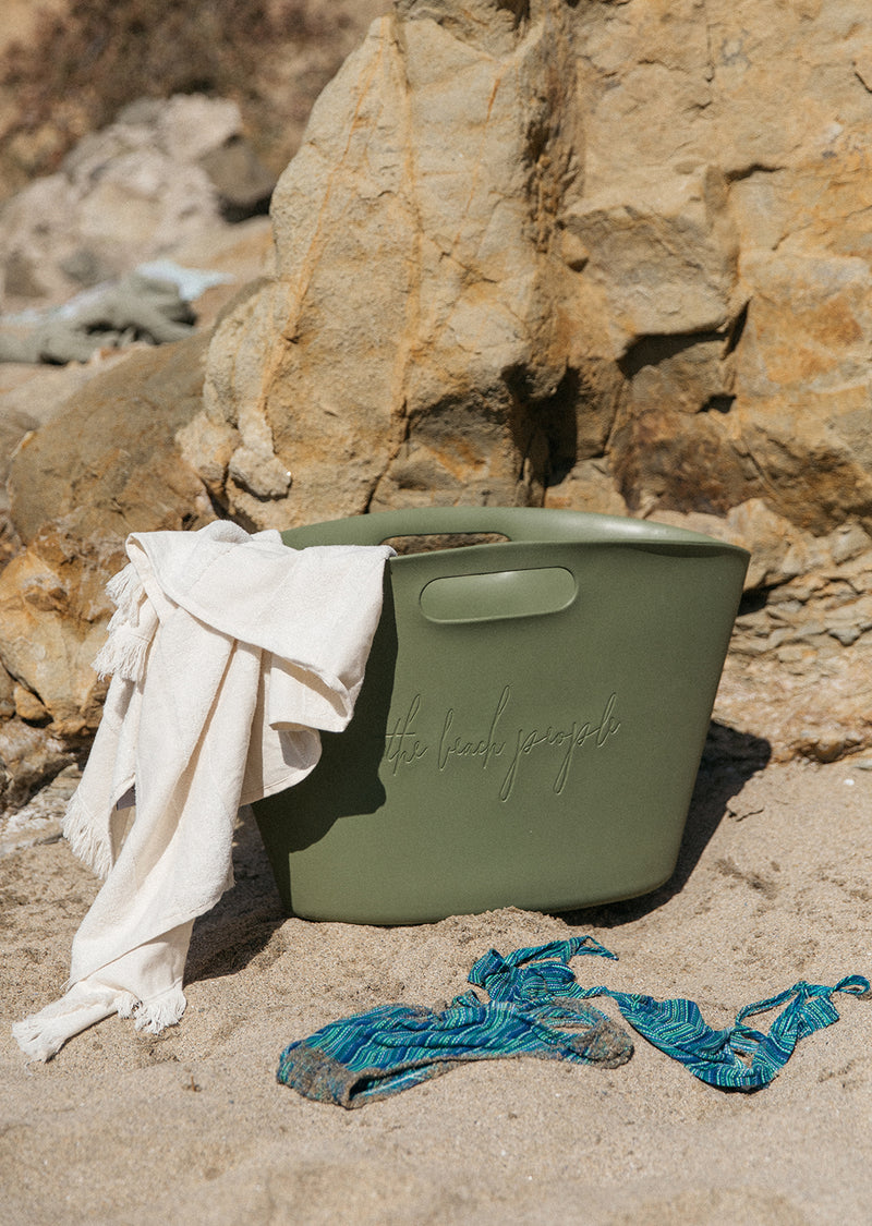 Beach Bag Beach Bucket