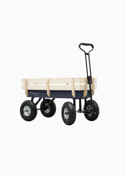 Beach Cart - Navy Blue