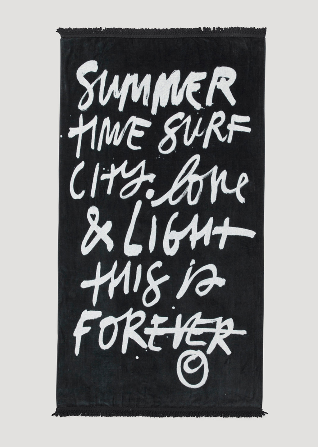 Forever Sea Towel