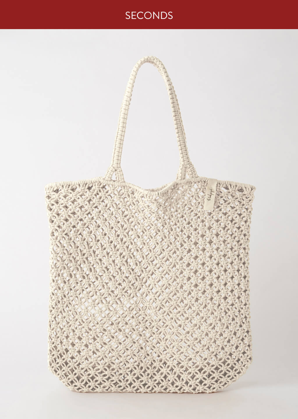 Macrame White (Seconds)