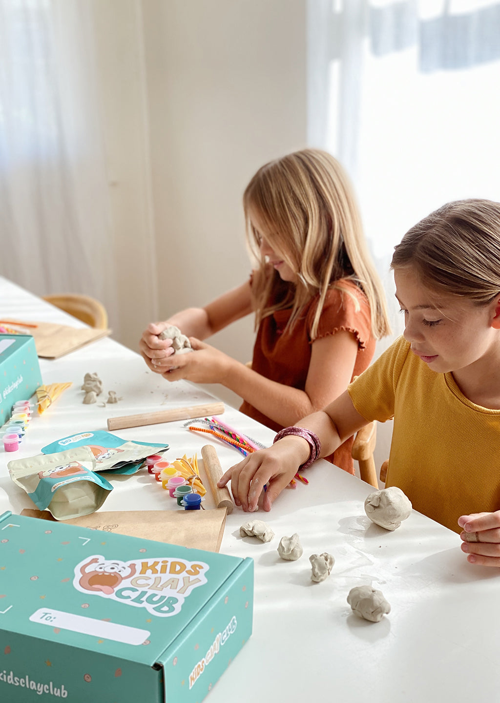 Kids Clay DIY Kit