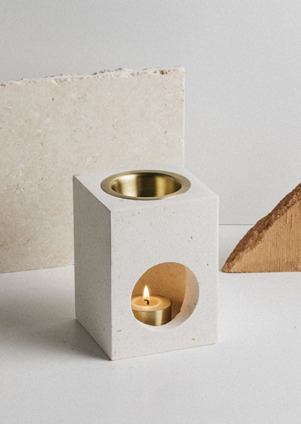 Cubic Oil Burner