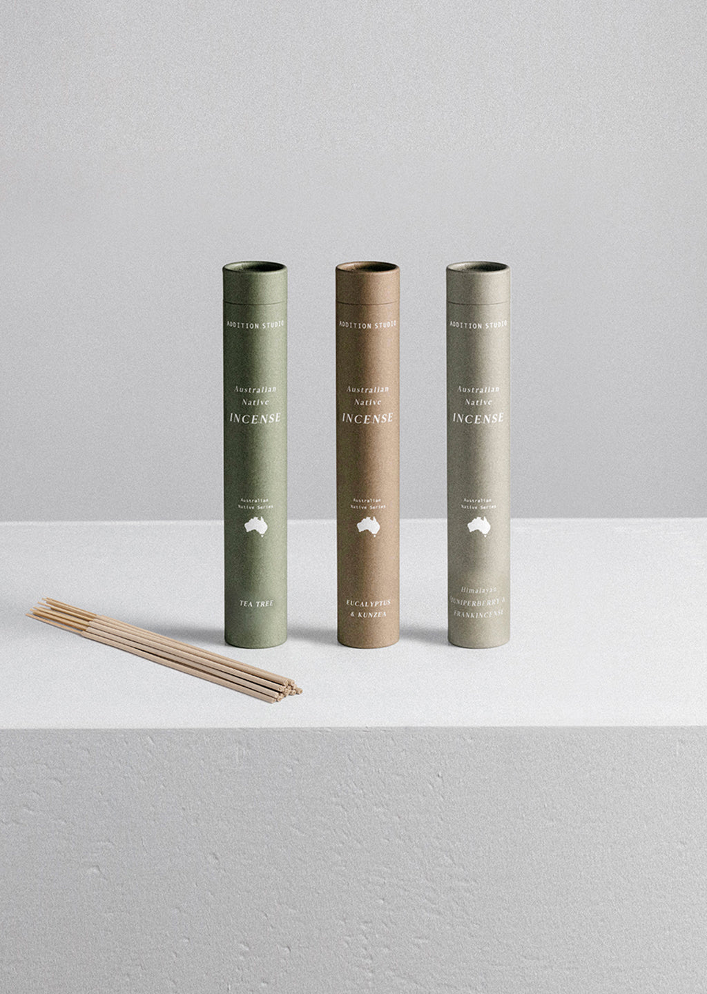 Incense Pack - Eucalyptus & Acacia