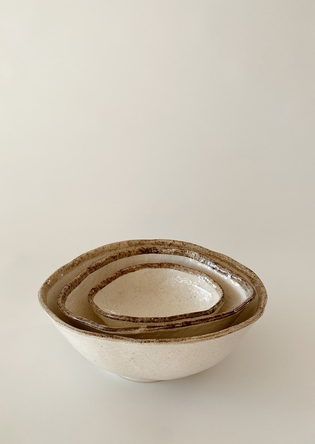 Shirokaratsu Ceramic Bowl