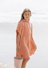 Tween Beach Poncho