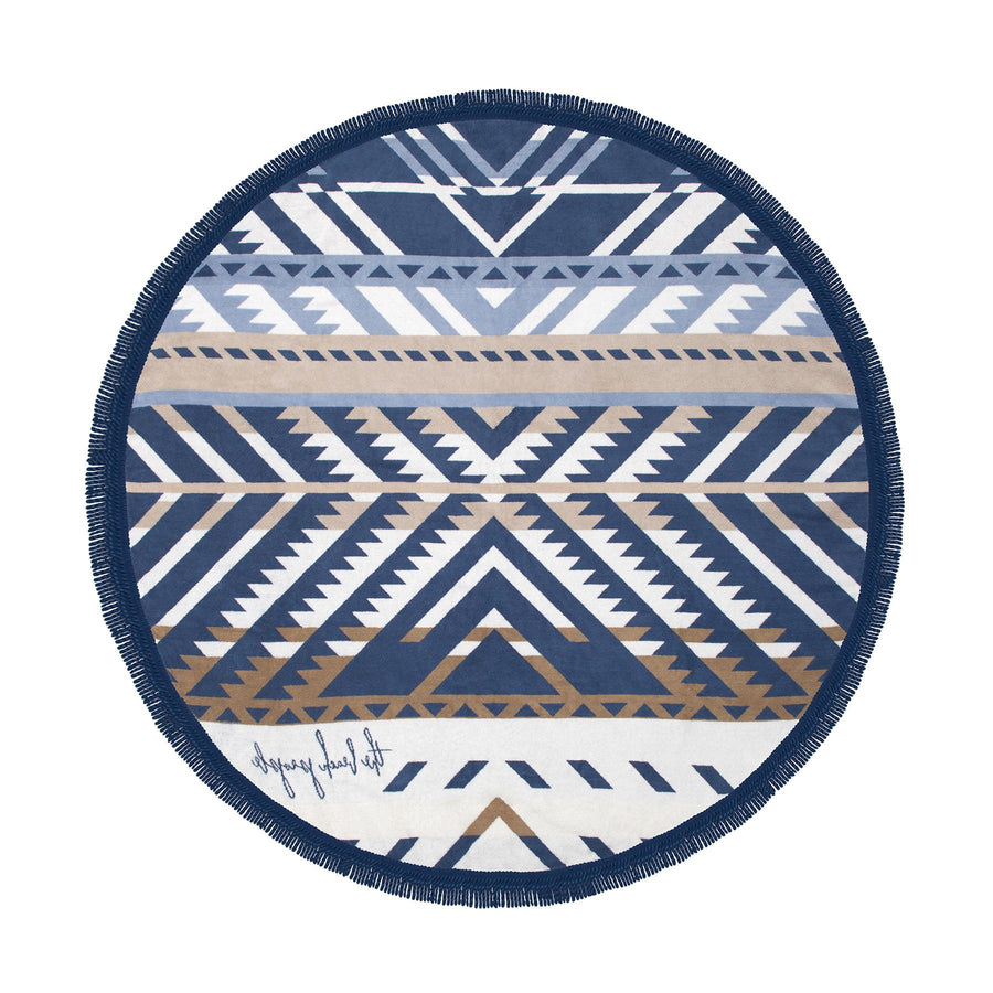 The Lorne - the original round towel